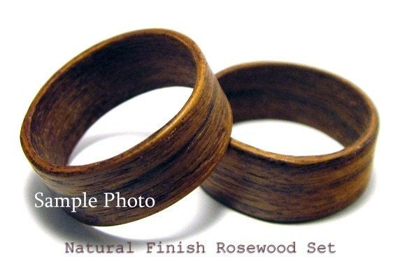 Wood Ring Custom Orders