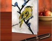 5 Bird Cards