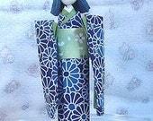 Green Friendship Doll