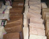 3 pounds Lbs Homemade Cold Process Amish Style Old fashioned Soap 9 to 15 Bars each package