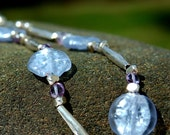 Lavender Ice Necklace