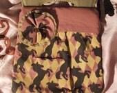 custom order for boney maronie- 10 x vintage inspired handbags