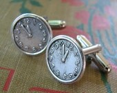 time after time cuff links