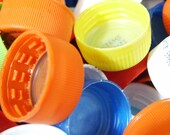 10 Bottlecaps for Pincushions or other crafts