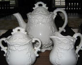 Vintage Tea Set\/FREE SHIPPING