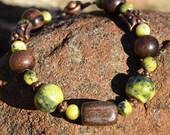 Fall Trails Bracelet
