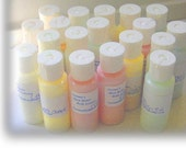 Delicious Lotion Samplers of Ten