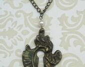Secret Room Keyhole Necklace