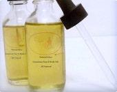 CUSTOM FOR JUAN -Natural Glow Luxurious Face & Body Oil Elixir -