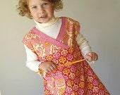 Autumn Blush Jumper Dress - Custom Size 18M 2 3 4 5 6