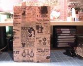 Newsprint Kraft paper bags