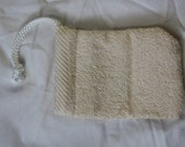 Hand Sewn Soap Bags A Must Have for Your Handmade All Natural Soaps (off white)