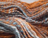 SEDONA SKY  Incredible 2 Ply Pure Mohair HANDSPUN Yarn