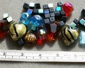Reserved for UsAndOurs - Various crystal,glass and lampwork