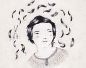 Original Drawing... Haircuts