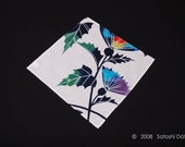 Vintage Fabric Handkerchief 208-047-66-02-89-88