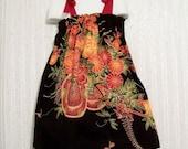 Girls DIY KIT-Imperial Gardens Swing Top Dress-S-2T,3T,4T,5,6-GRAND OPENING SALE