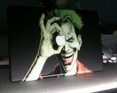 JOKER MACBOOK DECAL FOR 13 INCH LAPTOP