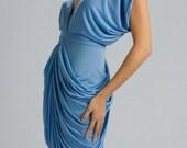 Grecian Inspired Deep V Dress - Custom Order for Essentials