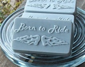Born To Ride in Cowboy Down Scent 4.5oz Bar