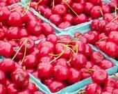 Organic Farmer's Market Cherries