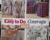 Butterick 3104, Waverly Easy to Do Cover-Ups.  Uncut, Factory Fold Like New Condition