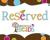 reserved listing for madh11