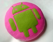 Android Bubble Pillow