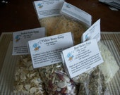 Homemade Dry Soup Mix Choice of 2 of my soups