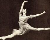 Maya Plisetskaya Russian Prima Ballerina Absoluta Portrait Photo Illustration Dance Black and White Classic Print To Frame