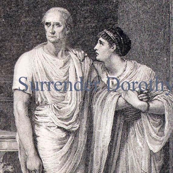 Calpurnia Julius Caesar Quotes. QuotesGram