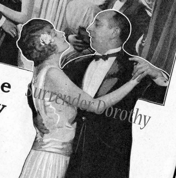 Don't Be A Square Learn To Dance The Arthur Murray Way Vintage 1926 Advertisement To Frame