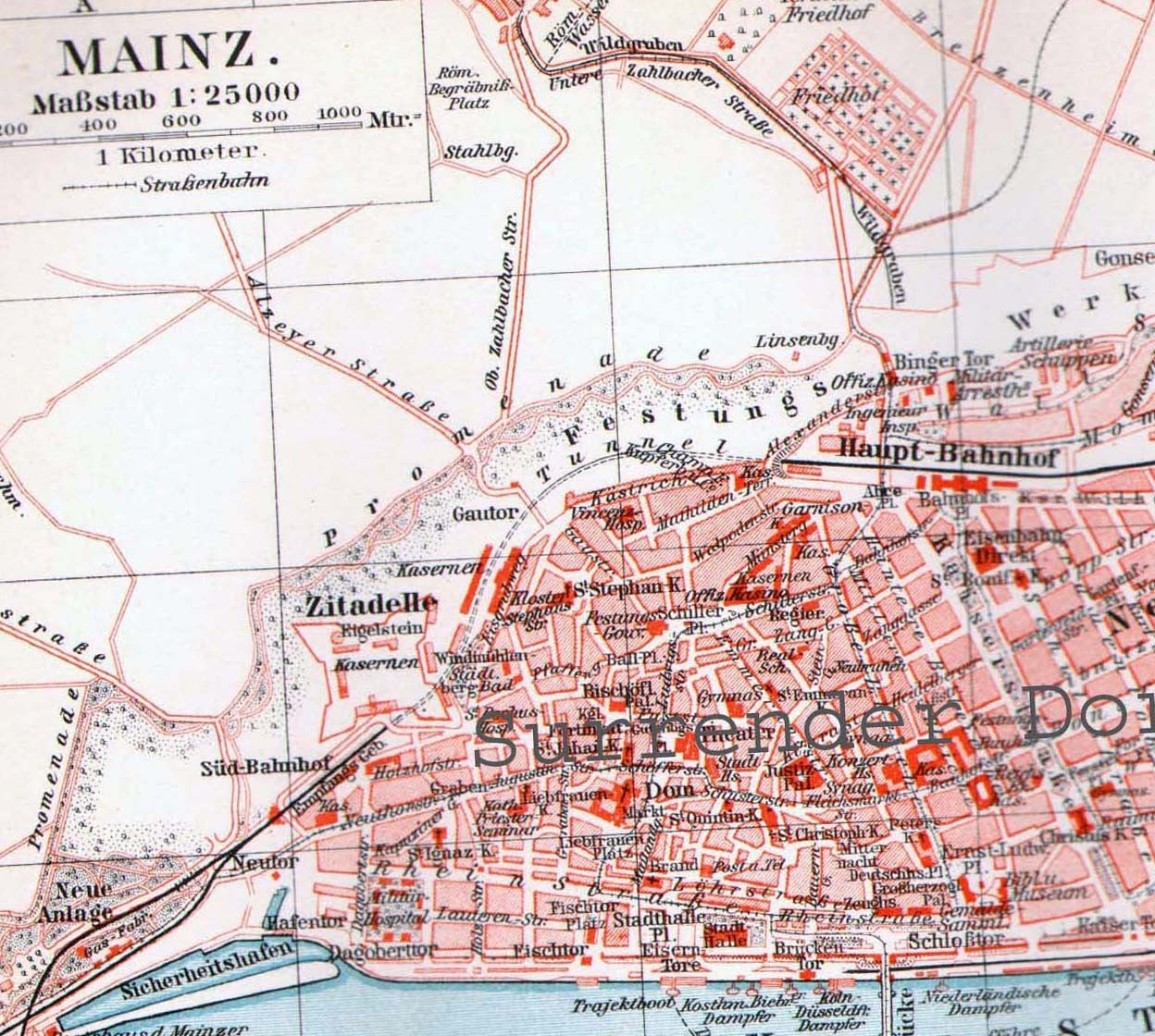 Map Mainz map of mainz germany large mainz maps for free download