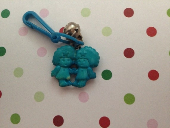 hello kitty angel girls Vintage Bell charm from the 1980's