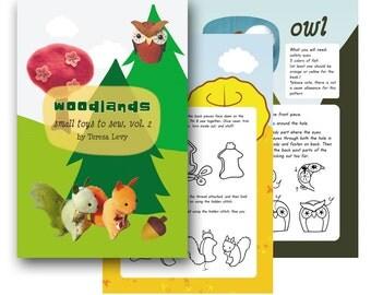 Small Toys to Sew, Volume 2: PDF