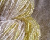 Daisy - Banana Handdyed yarn