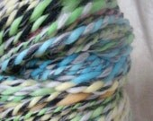 Rainbow punk - Handspun Yarn