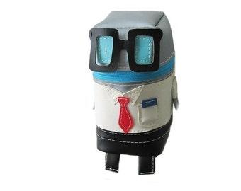 Nerd Robot Pouch