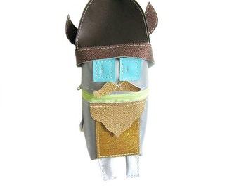 Viking Robot Pouch