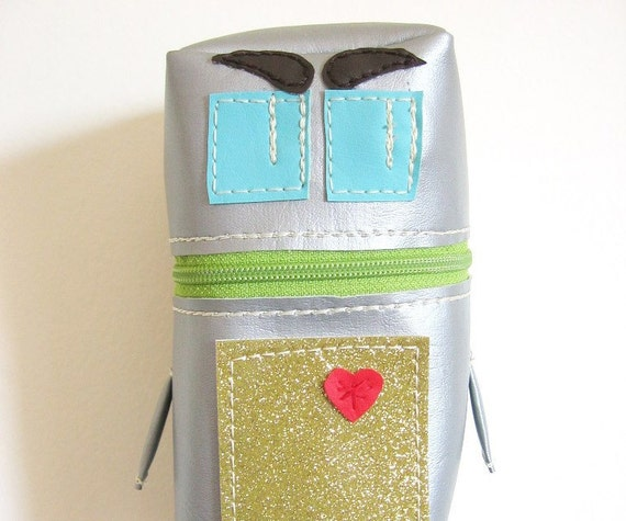 Angry Robot Pouch
