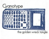 Cyanotype  The Golden Wreck Tangle EP