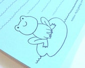 Frog Pond Notepad