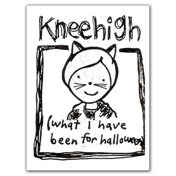 Kneehigh What I Have Been for Halloween
