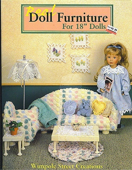 Real Doll Furniture For 18 Inch Dolls