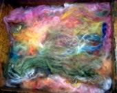 WHISMUR corn silk rayon wool BATT