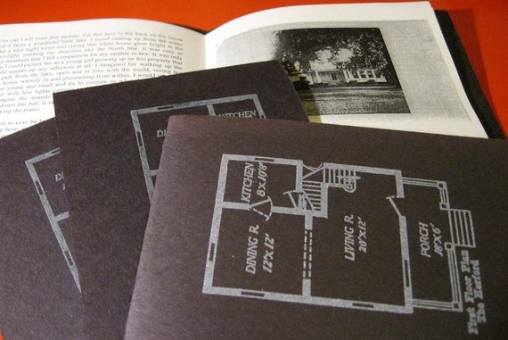 Current Resident 2 - a zine of houses and their stories
