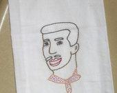 Sanchez dishtowel