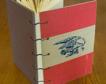SALE: Eagle Lined Journal