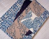 My Berry Florentine - Blank Handmade Book