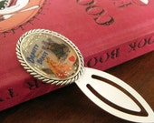 Beauty And The Beast Vintage Art bookmark